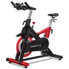 Price Negotiable Custom Made Black Red Spin Bike Home Gym Equipment Sale Gym Equipment