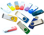 Low price swivel twister USB 2.0 flash drive 1GB 2GB 4GB 8GB 16GB 32GB USB memory key USB pen drive