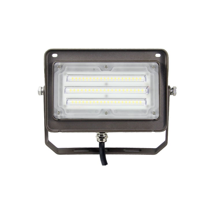 HOT Sale Photocell 120lm/w approved 100W flood light LED
