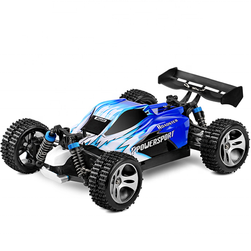 WL A959 1:18 scale off-road racing 50km/h 4wd remote control rc buggy car