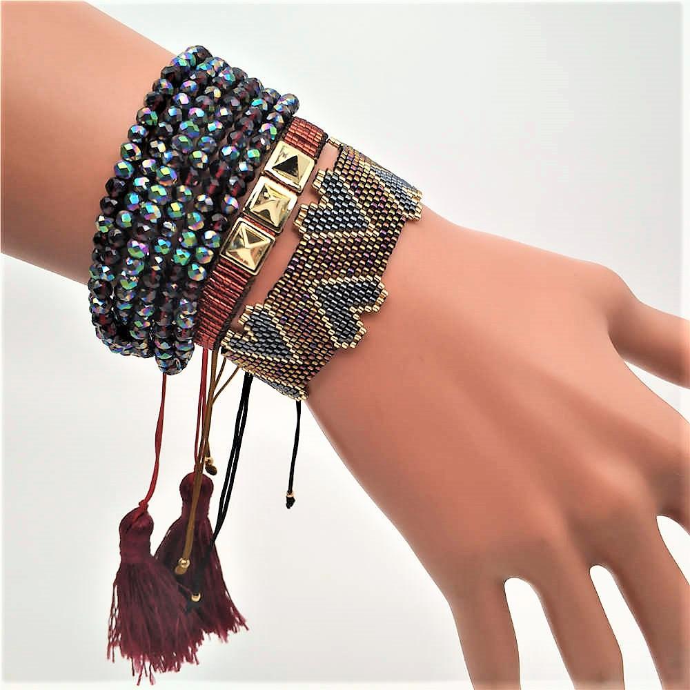 Chic Woven Bracelet