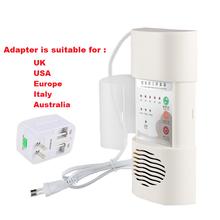 Стерилизатор воздуха стерен 110 В, бытовой озоновый очиститель воздуха O3, стерилизация для лечения воздуха, дезодорирующий озонатор для дома...()