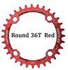 אדום דיסק 36T
