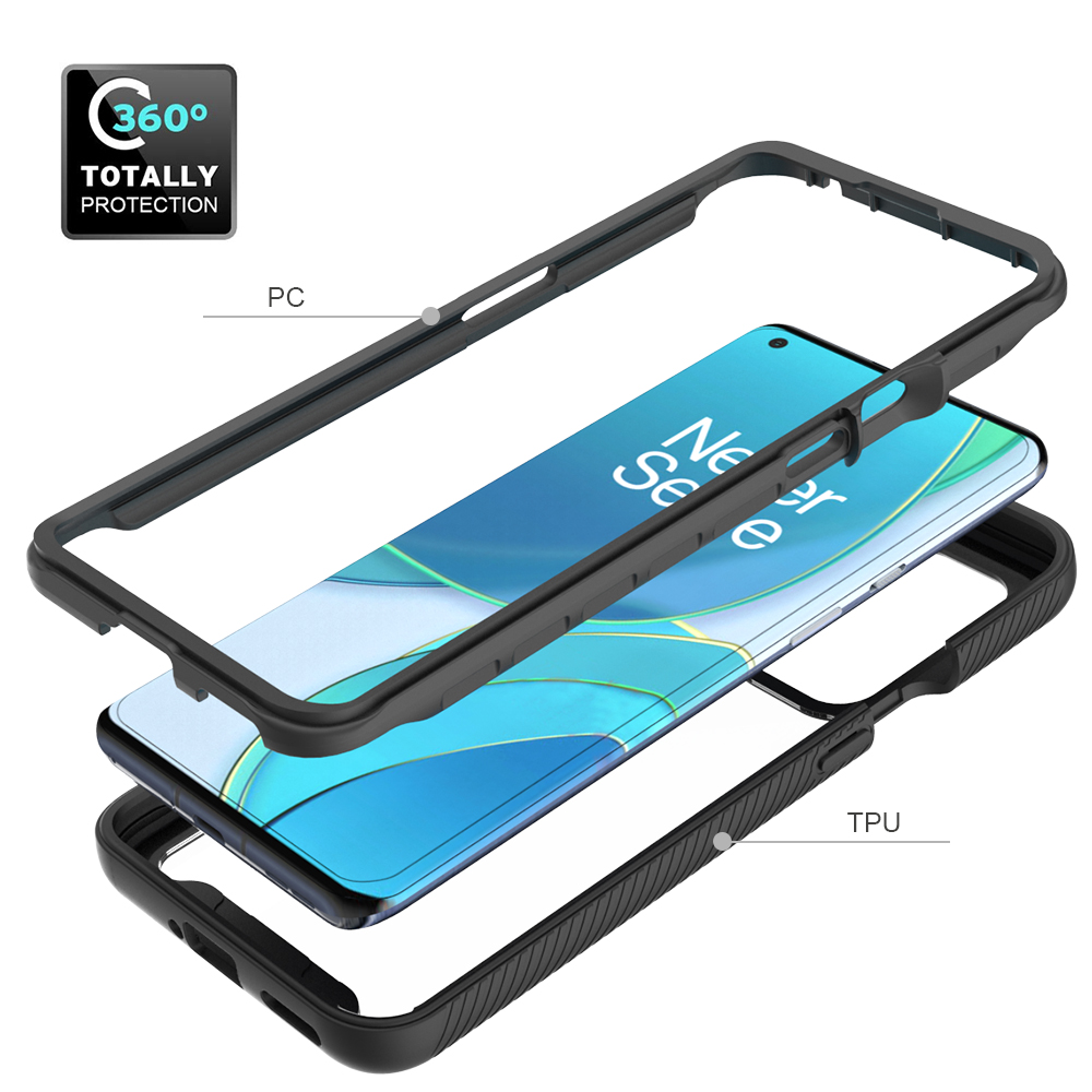 Wholesale Cell Phone Accessories Shockproof PC TPU Hybrid Case for Oneplus 9 Pro
