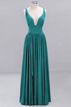 В наличии, сексуальное кружевное розовое вечернее платье с жемчугом и глубоким v-образным вырезом, вечерние платья для женщин, официальное Т...(Китай)