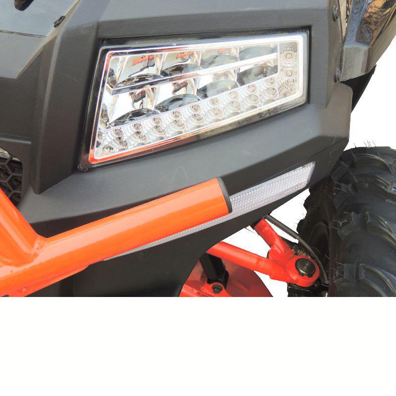 Oil Cooling Petrol Cheap Luxury 250CC 2 Seat Adult UTV