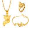 Gold 2 jewelry set-614274366431