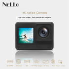 Camera Digital Waterproof Camera Wholesale 4K Hd Wifi Sports Action Camera Sport DV Camera Waterproof DVR With Remote Control Digital Camera