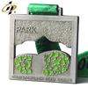 Running medal 4