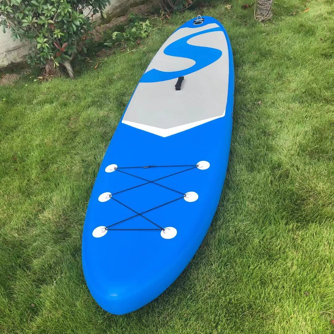 Drop Shipping inflatable hot-selling sup stand up paddle board design surfboard kids in the sea