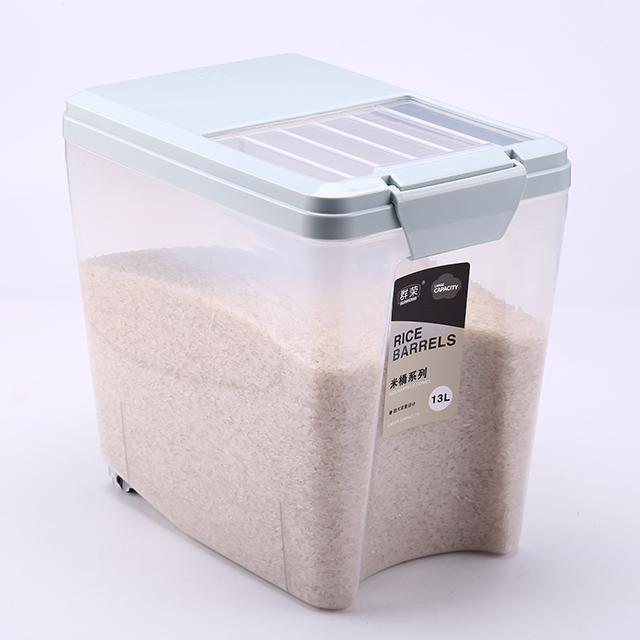 Контейнер для хранения зерновых бобов пластиковый контейнер для риса