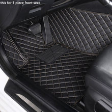 Автомобильные коврики для Citroen c4 c5 c2 c3 c6 drain C-Quatre/Triomphe Elysee Picasso автомобильные аксессуары для стайлинга автомобиля на заказ коврики для ног(Китай)