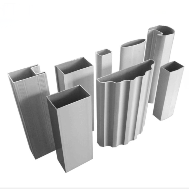 Экструзионный профиль из алюминиевого сплава для промышленного чпу