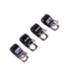 Clip Stainless Steel PVC Coated P Type Cable Clip