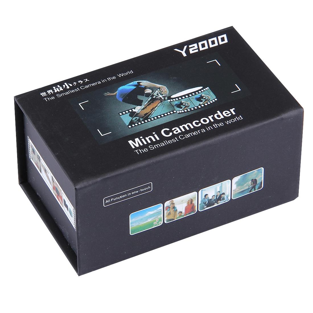 Прямая поставка, цифровой портативный спортивный мини DV HD скрытый видеоплеер, записывающее устройство, микро объектив, камера