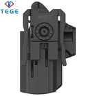 Holster Holster TEGE Universal Tactical Holster For Shooting Competition IPSC Pistol Holster