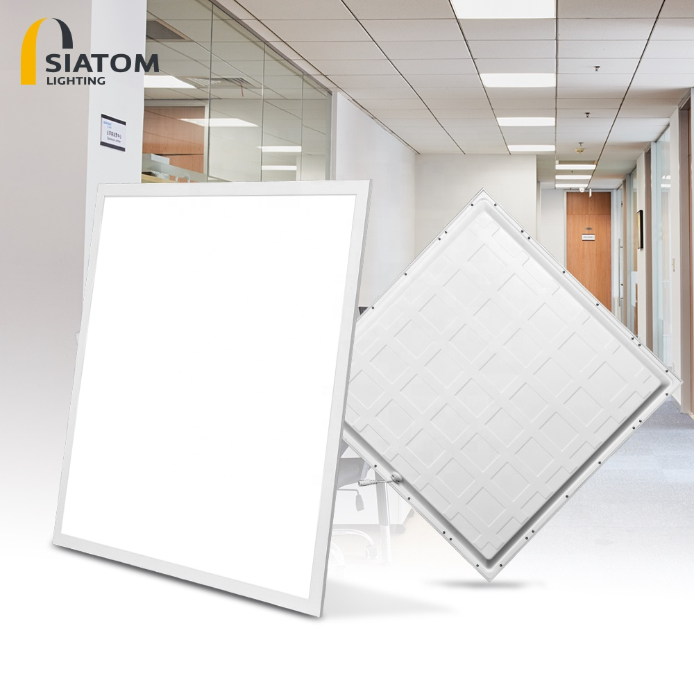 Factory good quality best flat lights 2ft x 2ft ceiling 600mm x 600mm 40w led panel light