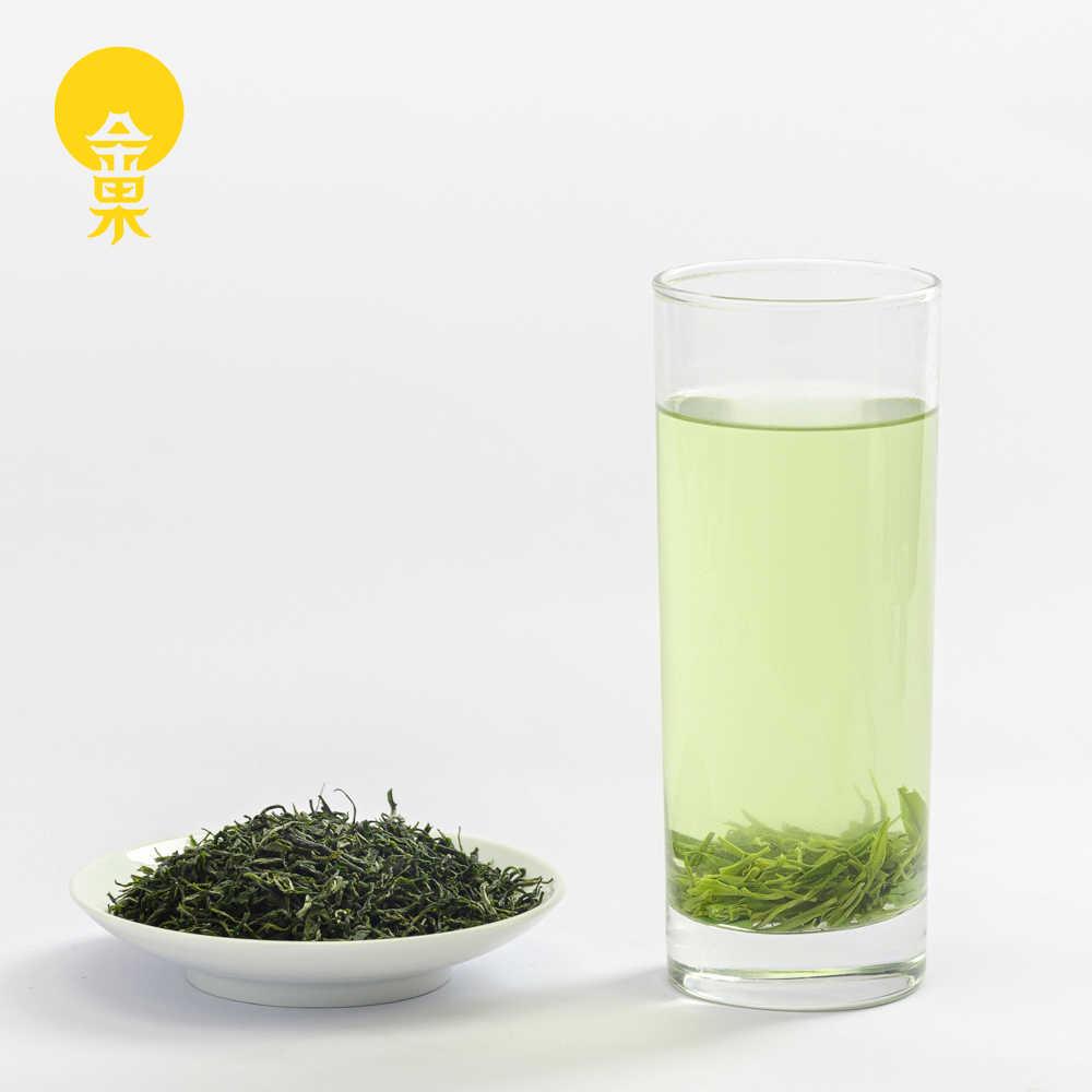 100% Pure Organic Chinese Native Alpine Maofeng Green Tea Can Be Packed In Bulk or In Boxes - 4uTea   4uTea.com