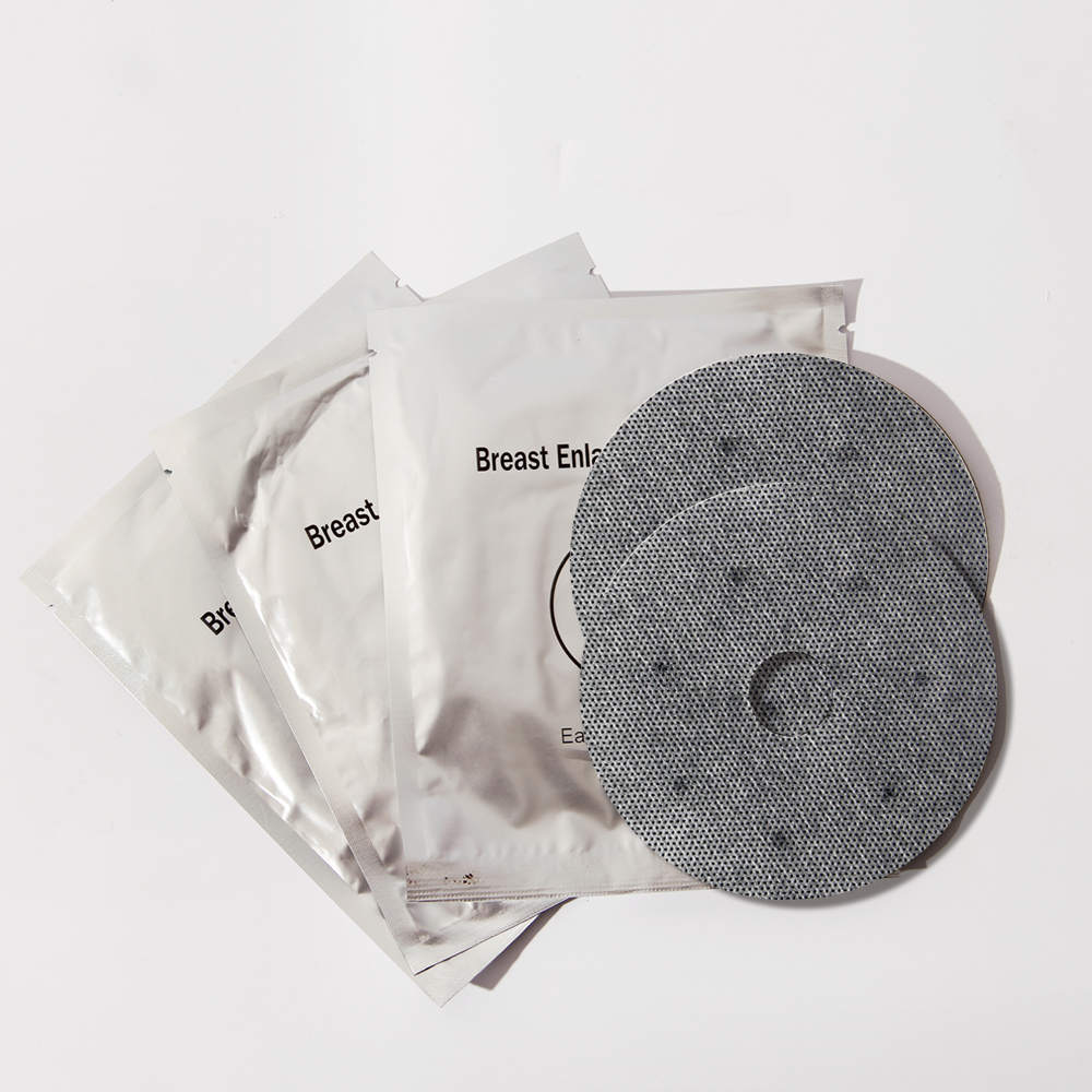 Best selling herbal material Breast Enlargement patch