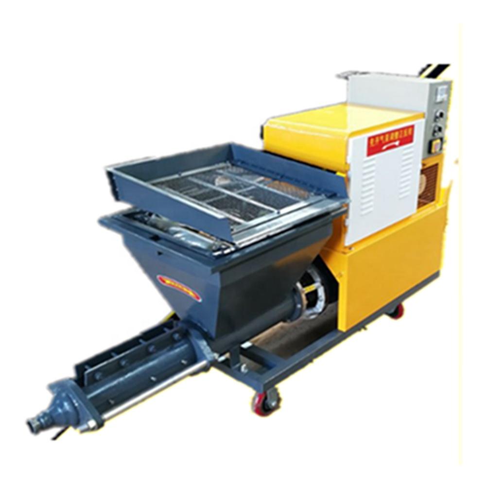 Mortar cement spray machine Spray Plaster Machine On Sale