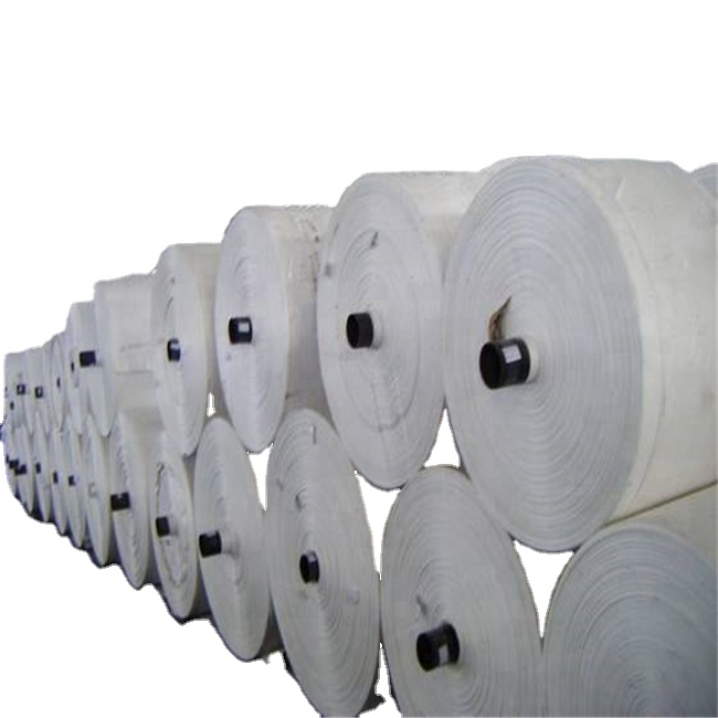 PP Woven Fabric Roll Eco-friendly Degradable Recycled Polypropylene
