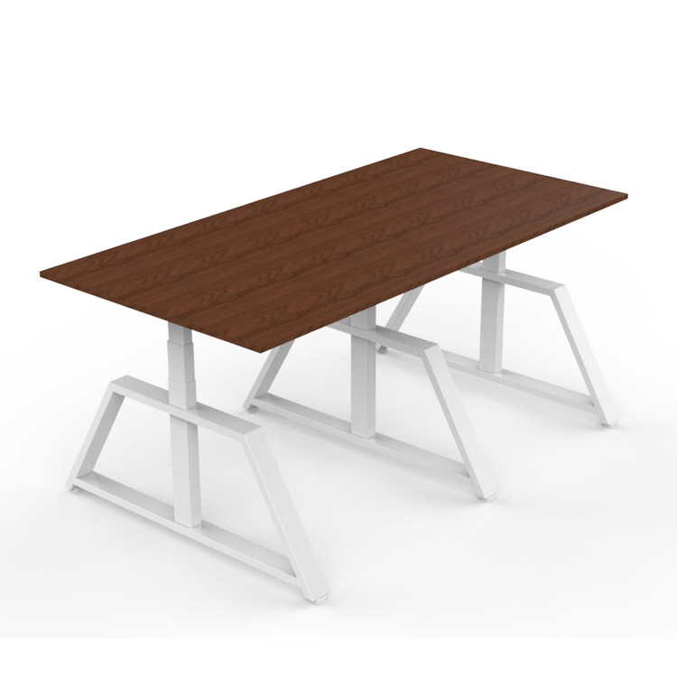 Современный стол для конференций с регулируемой высотой