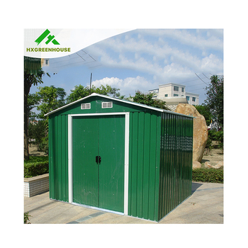popular garden shed used for storing garden tools