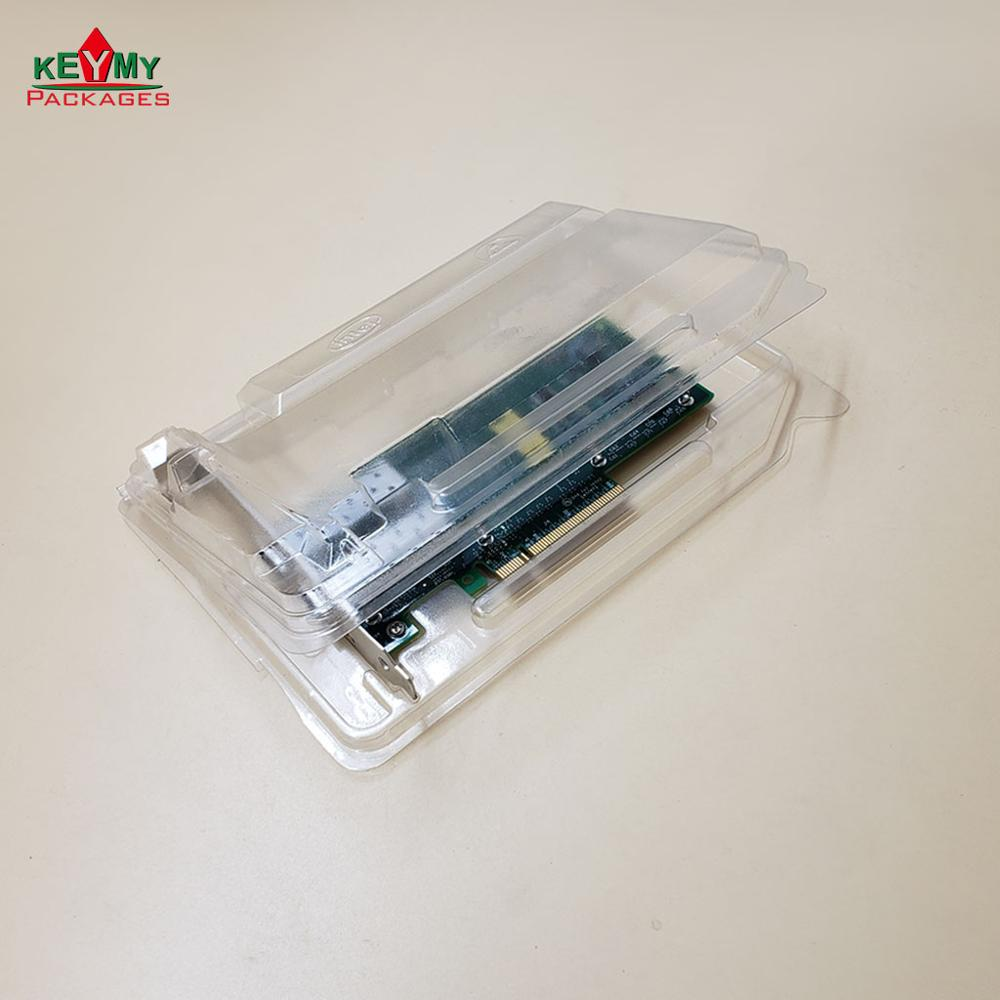 Блистерная раскладная упаковка для электронных продуктов