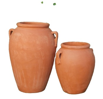 Wholesale terracotta flower pot, home decoration pot, ceramic plant pots for indoor outdoor