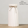 WHITE-Artistic vase Large