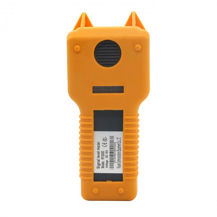 RY200D Digital TV Signal Level Meter Tester CATV Cable Testing 5MHz to 870MHZ Mer Ber K RY200D Digital TV Signal Level Meter Tester CATV Cable Testing 5MHz to 870MHZ Mer Ber K