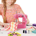 Mini Electric Handheld Toys Of RTS Portable Mini Sewing Machine