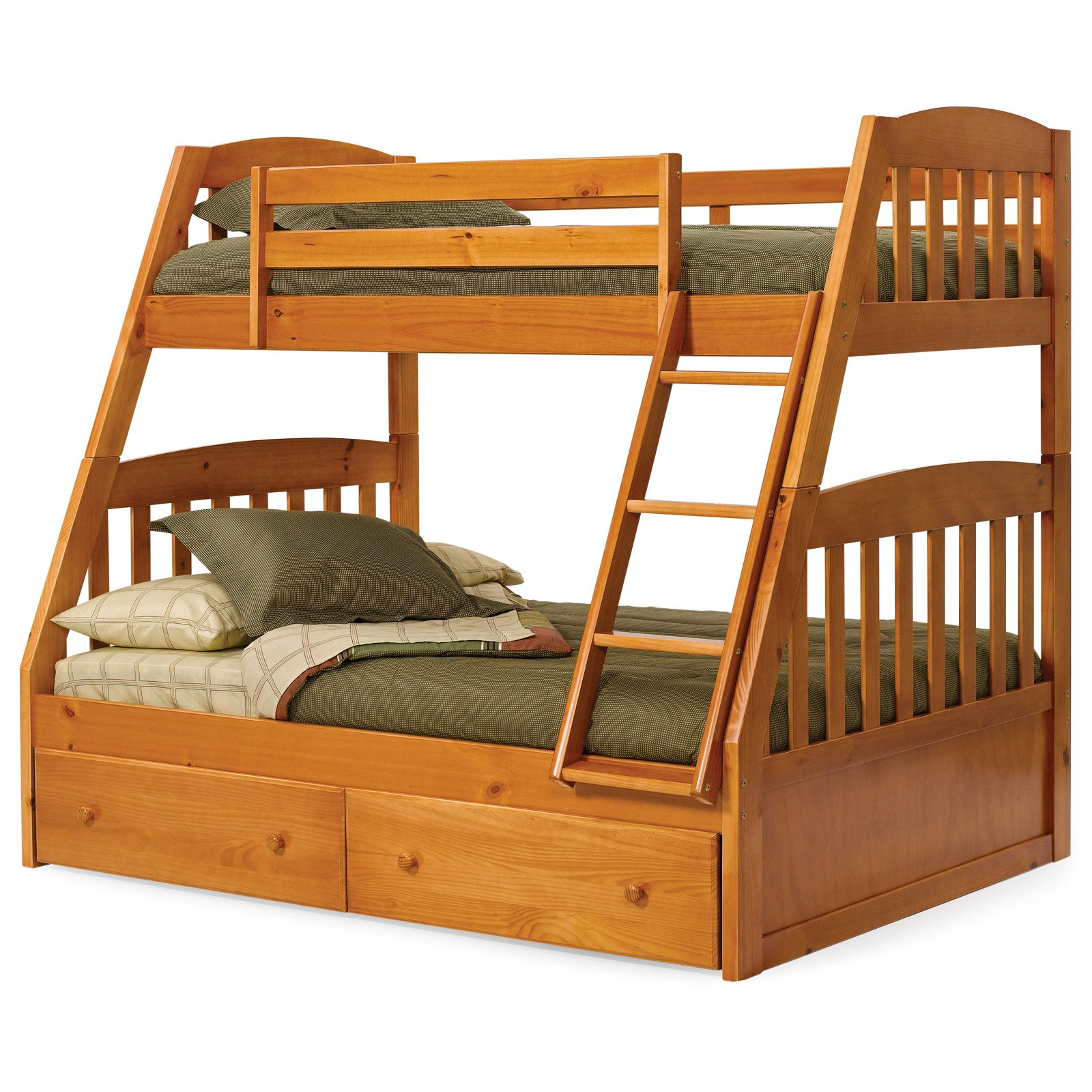 Home Bedroom Furniture Kids Twin And Full Bunk Bed With Storage Drawers Buy Twin And Full Bunk Bed With Storage Solid Wood Twin Over Full Bunk Bed Kids Bunk Bed With Drawers Product