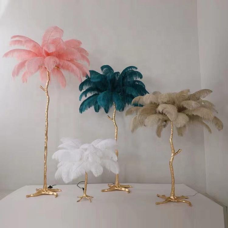 Лидер продаж, большое карнавальное праздничное страусиное перо 50-55 см, белые декоративные перья для украшения свадьбы и вечеринки