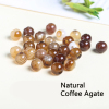 Natural Coffee Agate
