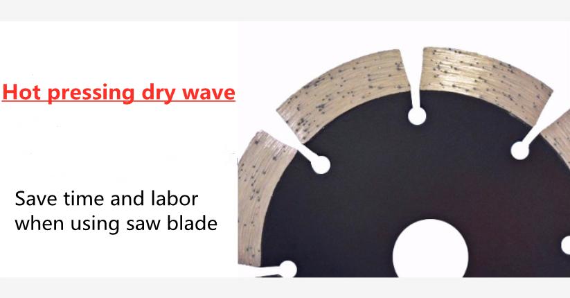Ceramic tile cutting blade diamond saw blade non chipping