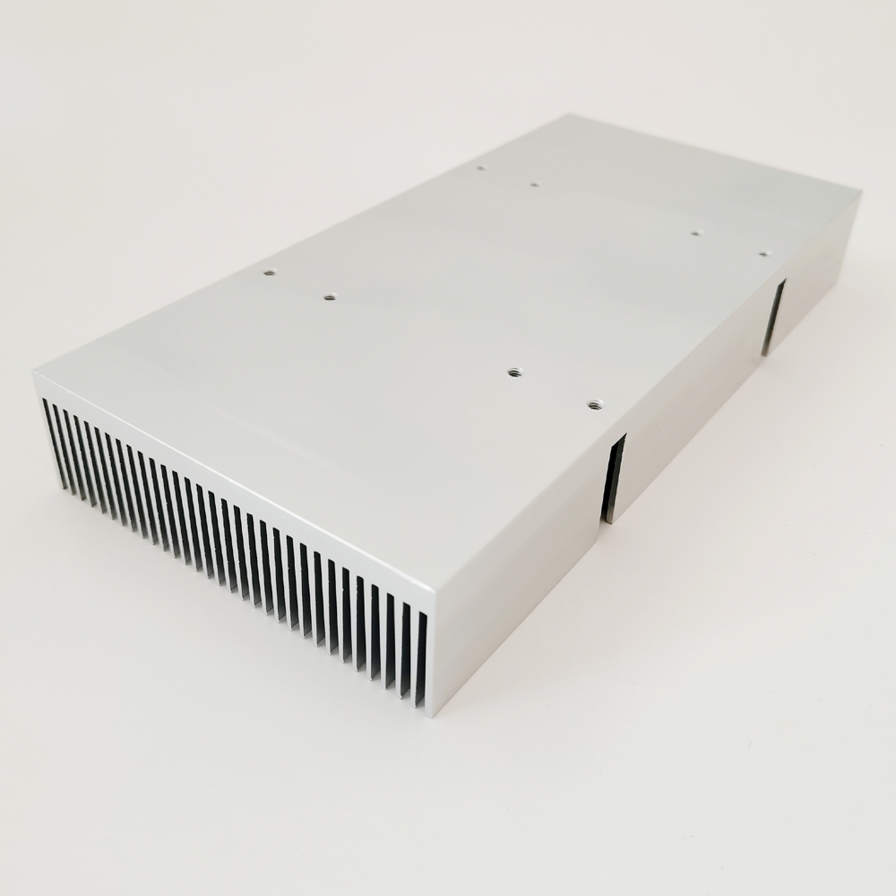 Экструдированный радиатор 120(W)* 36(H)* 250(L) мм