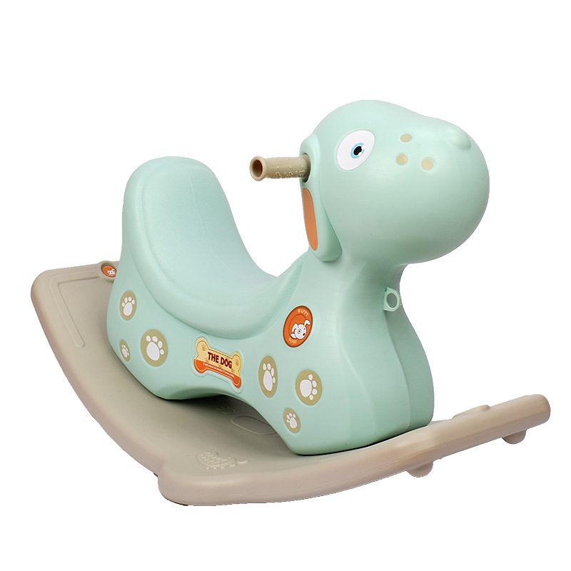 Пластиковая игрушка для детей дошкольного возраста, детская лошадка-качалка, детская игрушка, пластиковая лошадка-качалка для продажи