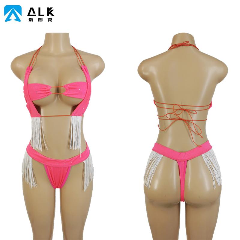 Wholesale Exotic Dancewear Pole Dancewear Stripper Outfits Lingerie Sexy Hot Women