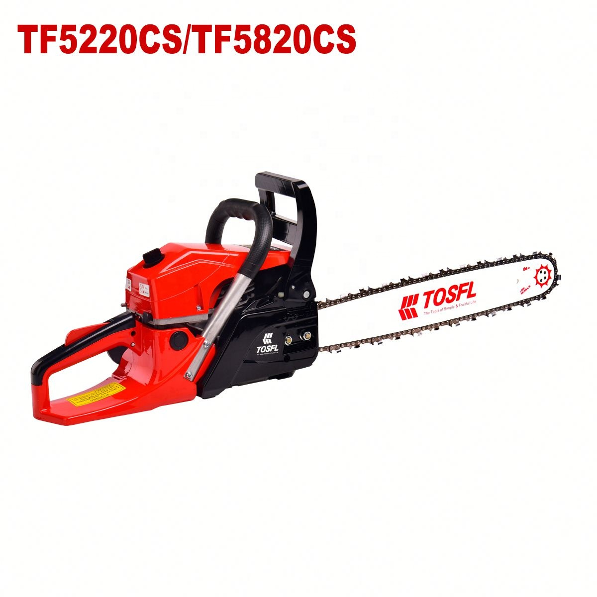Different types of 5200 gasoline chain saw machine price for sale