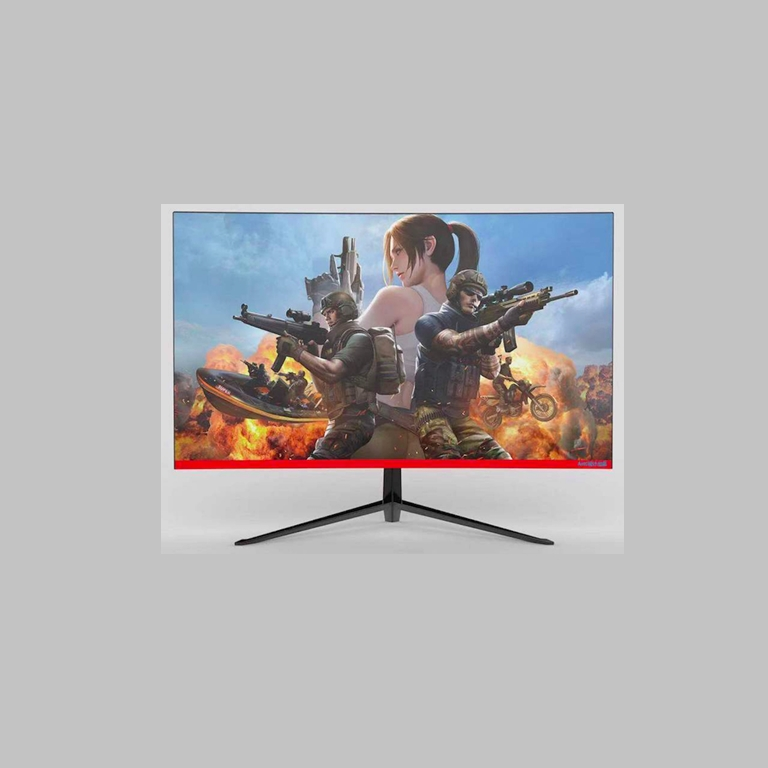 Curved monitor 27inch PGC27FHD-A2 Super popular 4k 2020 with 1920x1080 Max Resolution and 60-240HZ LED Monitor gaming monitor