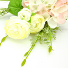 "Party Decorations 14.25"" Hydrangea Mixed Lotus Bouquet Wedding Party Decorations"