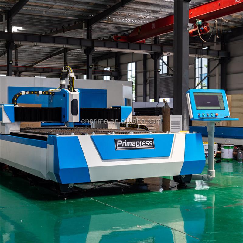 1000w 1500w 3000w Industrial metal cutter stainless steel cnc fiber Laser Cutting machine