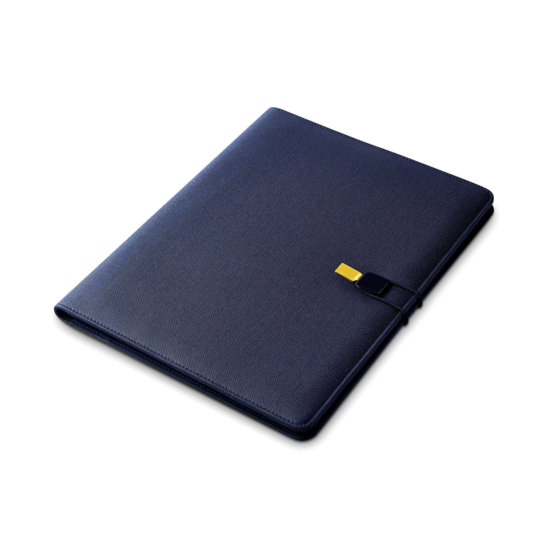 High Quality Business Portfolio A4 Pu Leather Document Folder