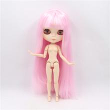 ICY factory шарнирная кукла blyth toy joint body белая кожа блестящее лицо кукла 1/6 30 см подарок для девочки на продажу специальное предложение(Китай)