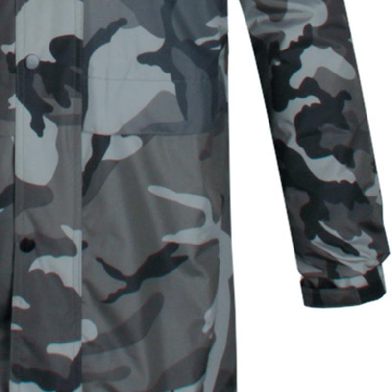 Камуфляжный костюм для взрослых мужчин и женщин, плащ, куртка для рыбалки на открытом воздухе, светоотражающее пальто, Прямая продажа от производителя