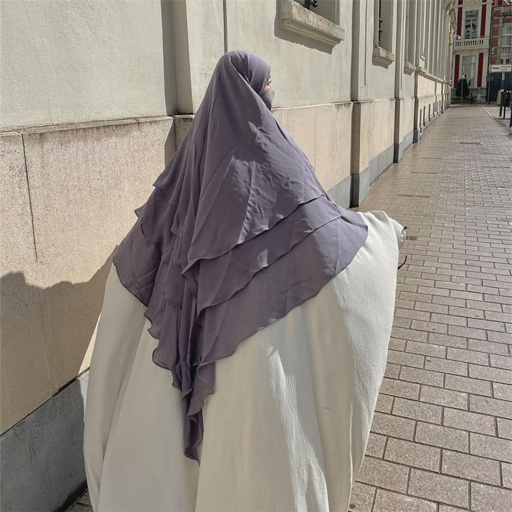 2021  wholesale islamic clothing best selling monsoon Solid Muslim  Headscarf,beautiful egyptian turkey muslim