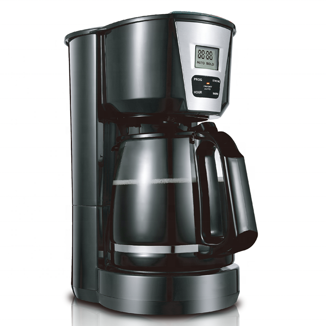 HOMEZEST  CM-330 1.8L PROGRAMABLE LCD DISPLAY  AUTOMATIC COFFEE MACHINE