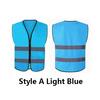 Style A Light Blue