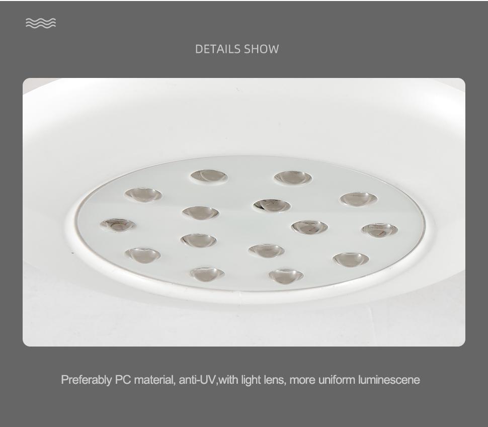 Частная монополия, водонепроницаемое освещение для фонтана, бассейна, ip65 rgb светодиодная подводная лампа